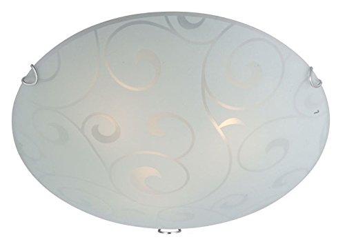 Plafoniere Eleganti Da Soffitto : Lampada da soffitto 3 luci plafoniera camera letto proiettore