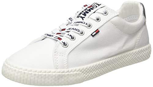Hilfiger Denim Damen Tommy Jeans Casual Sneaker
