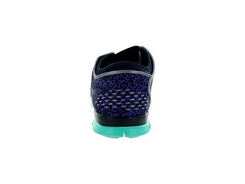 Nike Free 5.0 Tr Fit 4, Sneaker Donna Hyper Grape/Obsdn/Ivry/Hypr Jd