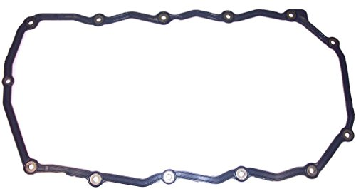 (DNJ Oil Pan Gasket PG151 For 95-08 Chrysler, Dodge, Jeep, Plymouth 2.4L L4 DOHC Naturally Aspirated, Turbocharged designation -)