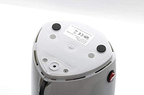 PJPPJH BAOMIHUA Ménage Petite Machine à Pop-Corn/Mini Machine à Pop-Corn Machine Automatique à Pop-Corn à air Chaud/santé, Frais/ménage, café, Barre/Haute Puissance: 1200W