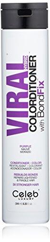 Viral Colorditioner Purple, 8.25oz
