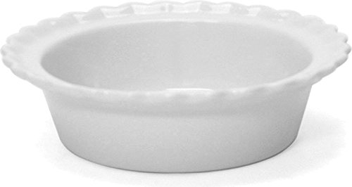 - Chantal 93-PD13 WT Ceramic Pie Dish, 5
