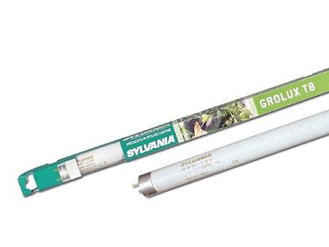 Sylvania Grolux Tubos fluorescentes E40 18 W Verde