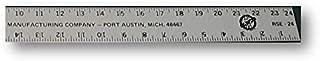 product image for Port Austin Level & Tool Mfg. Co. Aluminum Straight Edge Ruler 36 inch 3 pack
