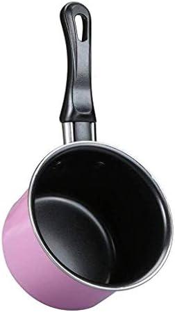 Marmite à soupe portable utile outil de cuisson anti-adhésif mini sauce HRSS