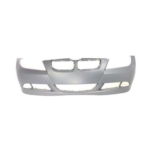 323 Front Bumper - Make Auto Parts Manufacturing - Bumper Cover Facial Front Primered 325 323 328 330 - BM1000180