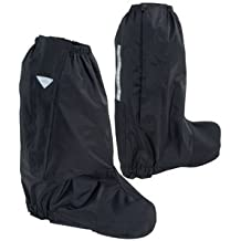 Tourmaster DELUXE BOOT RAIN COVERS SIZE:LRG
