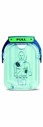 Philips HeartStart HS1 - Almohadillas para desfibrilador de adultos