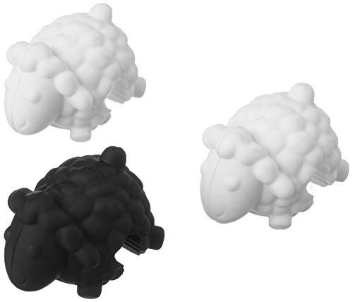 Tovolo Pot Lid Lifts, Sheep - Set of 3