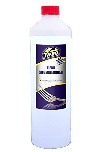 Detergente para plata (1000 ml) - Abrillantador de plata ...