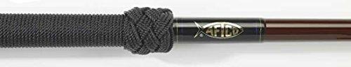 Aftco GAFF36BRWN Fiberglass Gaff-- Handle 6-foot / 3-inch -