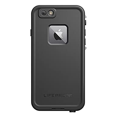 Lifeproof FRE SERIES iPhone 6 Plus/6s Plus Waterproof Case (5.5  Version) - Retail Packaging - BLACK
