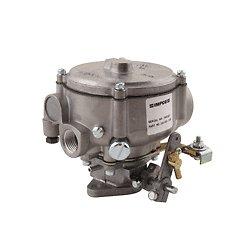 Forklift Supply - Aftermarket Hyster LPG Carburetor-90 Deg Air Horn PN 2021694