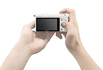 Sony A5100 16-50mm Mirrorless Digital Camera With 3-inch Flip Up Lcd (White) 14