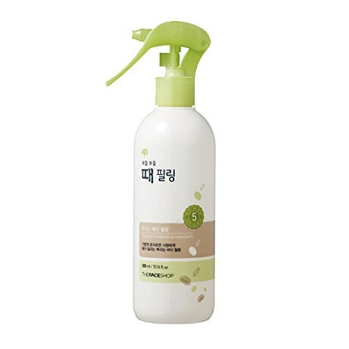 [THEFACESHOP] Smooth Skin Body Peel, Gentle Exfoliation and Convenient Spray Mist - 300 ml by THEFACESHOP