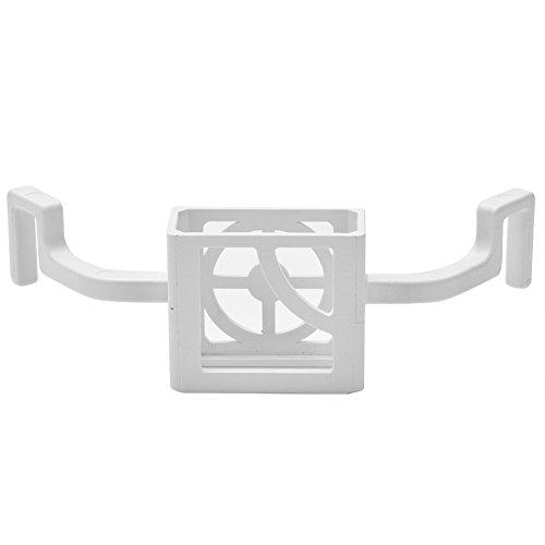 , GPS Locator Bracket Holder Support for RF-V16 For DJI MAVIC PRO Drone (White) ()