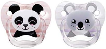Dr. Browns Prevent Classic Animal Faces T3 - Chupete bebé, niñas: Amazon.es: Bebé