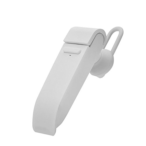 Focket Wireless Translation Earphones,Mini Smart Multi-Language Translation Headset Portable 22 Languages in-Ear Headphone for Travelling Business Learning (White) from Focket