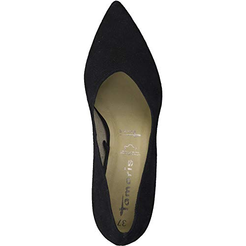 Black 22468 Femme 1 it Classiques 22 Talon Tamaris 1 Confortable Soir Escarpins touch chaussures À Élégant ZxqIWwg