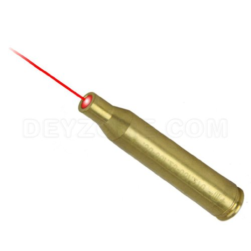 .30-06/.270 7.62x63mm Caliber Cartridge Laser Bore Sighter Boresighter