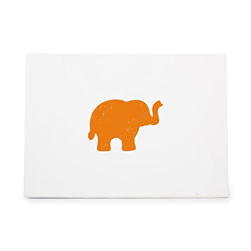 Elephant Baby Style 111 Rubber Stamp Shape great for Scrapbooking, Crafts, Card Making, Ink Stamping Crafts