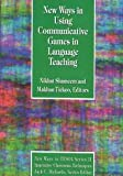 New Ways in Using Communicative Games in Language Teaching, Shameem, Nikhat and Tickoo, Makhan, 0939791781