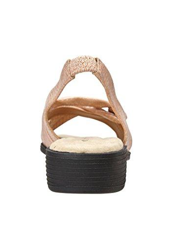 Blush Terapia Sole Sandalo Con Ampia Fodera Per Donna