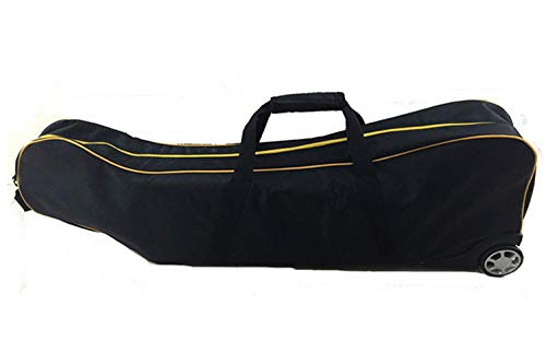 (Kisshome Portable Oxford Cloth Scooter Bag Electric Skateboard Carrying Bag Transport Bag Carrying Bag Handbag)