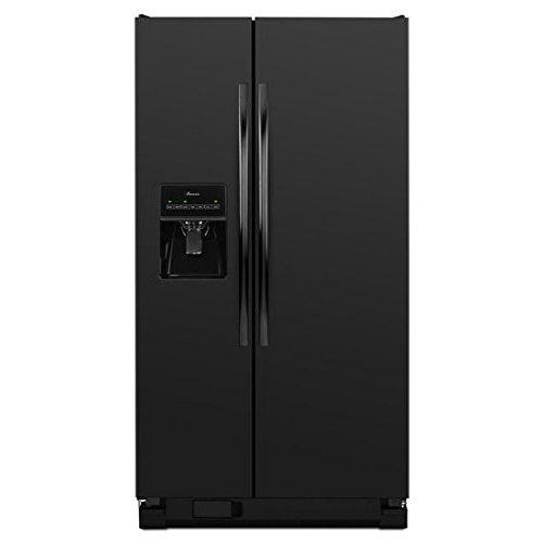 Amana ASD2575BRB Black Side Refrigerator
