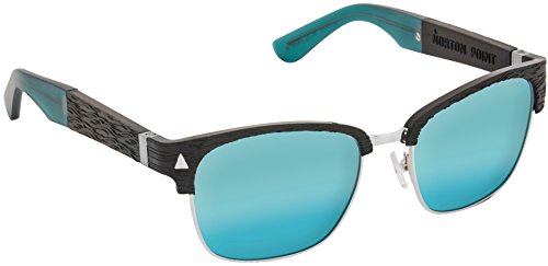 Norton Point The Current EcoFriendly Ocean Plastic Polarized Sunglasses - Sunglasses Recycled