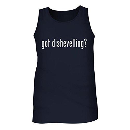Got dishevelling? - Men's Adult Tank Top, Navy, XX-Large