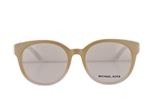 Michael Kors MK8010 Galicia Eyeglasses 50-18-135 Oak White C