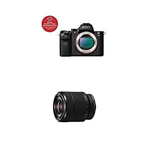 Sony Alpha a7II Mirrorless Digital Camera with 28-70mm F3.5-5.6 FE OSS Interchangeable Standard Zoom Lens