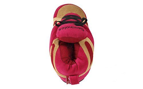 Sneaker State Slippers Florida Seminoles OFFICIALLY Womens LICENSED Feet NCAA Men's College and Happy qUW8PSwW