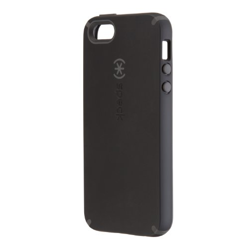 Speck Satin Shell (Speck Products CandyShell Satin Case for iPhone 5  - Black/Slate Grey)