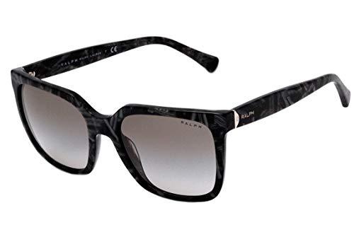 Ralph Lauren Ra 5251 - Óculos De Sol 5736/11 Preto E Cinza M