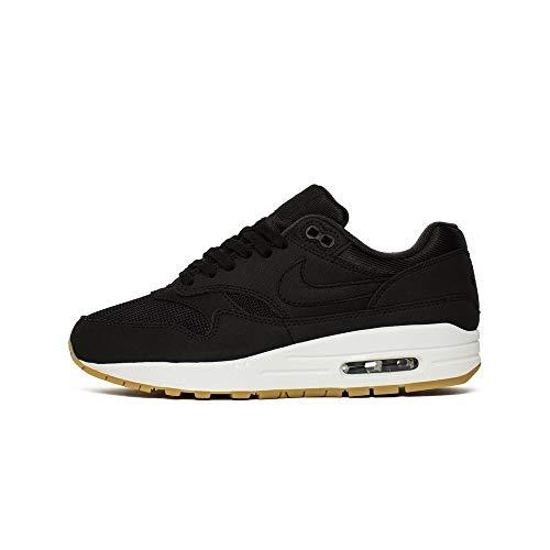 Compétition Air Chaussures WMNS Max Black Gum de Light Black Nike 037 Femme 1 Brown Running Multicolore wB0xqp