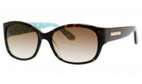 Juicy Couture Sunglasses - 551/S / Frame: Dark Havana Dot Lens: Brown Gradient (Juicy Couture Model)