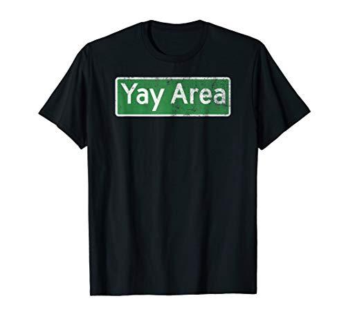 Nor Cal Bay - Bay Area T-Shirt