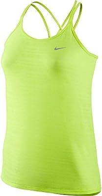 NIKE Women's Dri-Fit Cool Breeze Strappy Running Tank Top