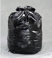 - BUNZL - Trash Can Liners (TYCO) 38x58-60 gal. - Black, CS100