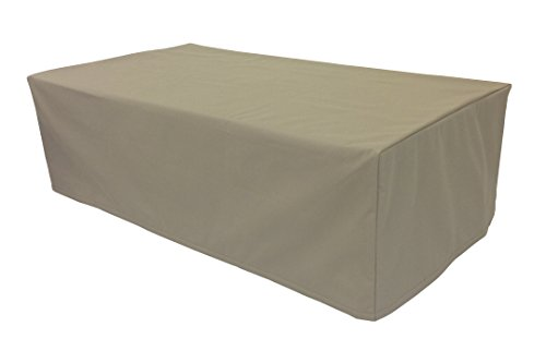 Easy Way Products Furniture Large Rectangular Ottoman Cover by Easy Way Products