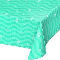 ILS I LOVE SHOPPING Mantel para fiesta de cumpleaños (animales marinos, mantel)