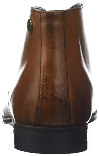 Homme Souples Bottes Beige London Bottines amp; washed Base Tan Foyle 248 TxwYX7T6