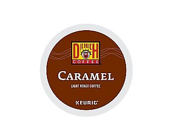 Diedrich Coffee, Caramel Coffee, Keurig K-Cup Pods (24 Count)