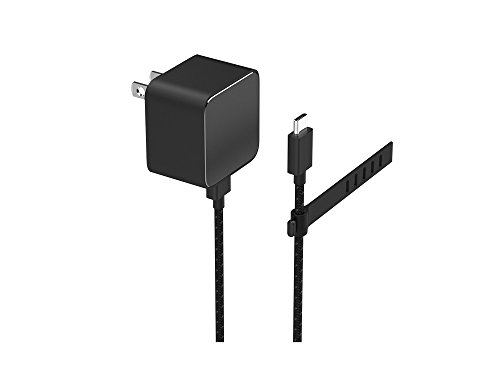 Essential 27W Power Adapter + USB-C Cable - Black Essential Cables