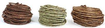 (Brown Rustic Wire 18 Gauge - 70 Feet)