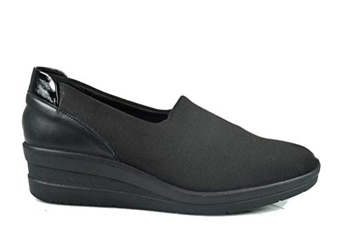 Soft Negro Slip 22676 Enval On Mujer pwCqTOdx