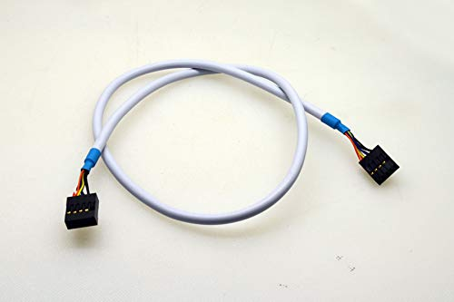 - USB 2.0 Internal Motherboard Header Cable - 20
